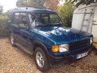 Land Rover discovery 300tdi auto