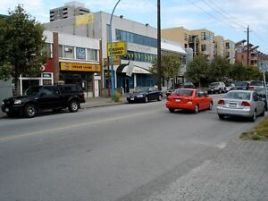 Prime Retail Opportunity in North Vancouver (Lonsdale/3rd)