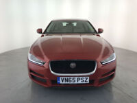 2015 65 JAGUAR XE PORTFOLIO DIESEL SALOON 1 OWNER FROM NEW FINANCE PX WELCOME