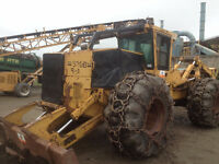 Tiger Cat 630B Grapple Skidder