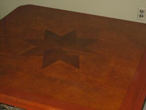 Wooden Coffee Table London Ontario image 4