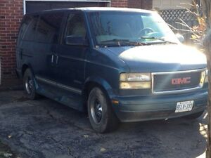 1996 GMC Safari Van