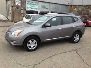 2012 Nissan Rogue %winter  family