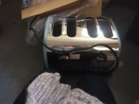 Brand new 4 slice toaster