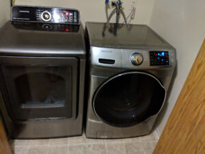 Samsung Washer and Dryer (NOT A MATCHING SET)
