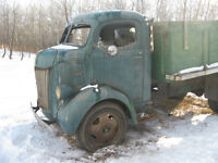 1940/47 Ford COE