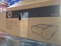HP Laser Jet CE530A 500-Sheet Tray & Feeder Unit.