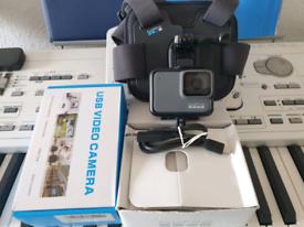 GoPro Hero 7 Silver &webcam