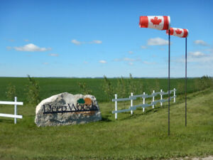 Full Service RV sites near Wakaw.SK