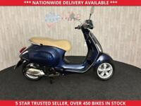 PIAGGIO VESPA PRIMAVERA VESPA PRIMAVERA 125 ABS MODEL FIRST MOT FEB 19 2