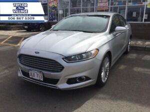 2016 Ford Fusion SE  Memory Seats,Leather Seats,Back Up Camera