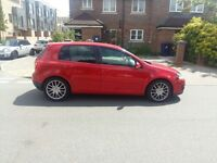Volkswagen golf 2.0 gt tdi 140 bhp 85000 miles with full vw service history