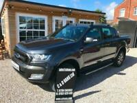 2017 67 Ford Ranger Pick Up Double Cab Wildtrak 3.2 TDCi 200 4x4 4wd Pickup