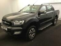 2018 Ford Ranger Pick Up Double Cab Wildtrak 3.2 TDCi 200 Auto Pick-up Diesel Au