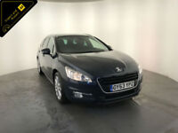 2013 PEUGEOT 508 ACTIVE NAV HDI DIESEL AUTO 1 OWNER SERVICE HISTORY FINANCE PX
