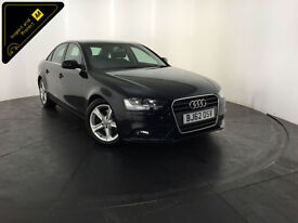 2012 62 AUDI A4 SE TDI 4 DOOR SALOON 1 OWNER AUDI SERVICE HISTORY FINANCE PX