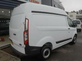 2014 Ford TRANSIT CUSTOM 270 SWB SHR 100ps Van *LOW MILES* Manual Medium Van