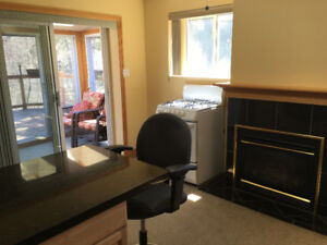 Newly Renovated Ancaster 1+1 bedroom