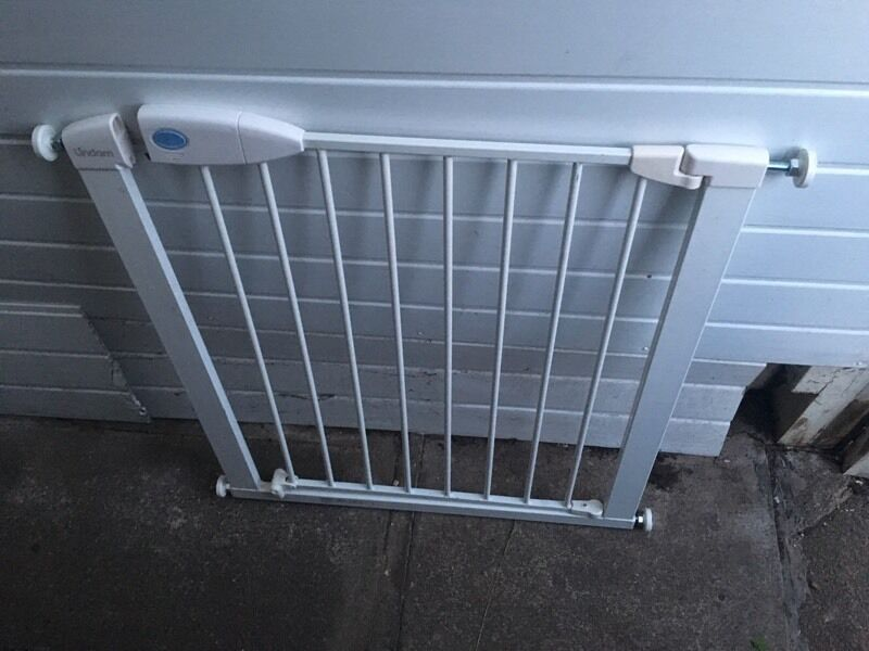 Lindam Stair Gate Baby Gate In Leicester Leicestershire