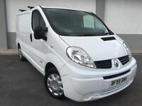 2010 Renault Trafic 2.0 DCI 115 **Colour Coded**Service History**New Mot**NO VAT