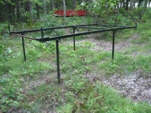 Utility rack for 1\4 ton truck