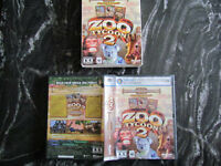 ZOO TYCOON 2 COMPLETE ZOO KEEPERS COLLECTION