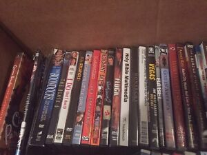 Box of over 65 assorted DVDs London Ontario image 2