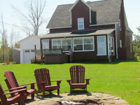 Ocean front Fully renovated house 40 minutes from Dieppe