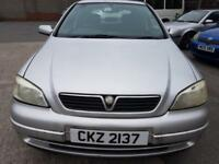 Vauxhall/Opel Astra 1.6i ( a/c ) 1998MY Club