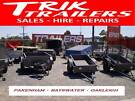 TRIK TRAILERS trailer sale 6x4 from $599 Bayswater Knox Area image 2