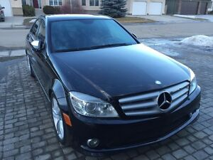 2009 Mercedes Benz C300 AWD - Private Sale
