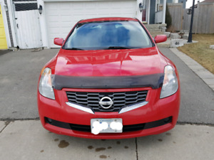 2009 Nissian Altima coupe