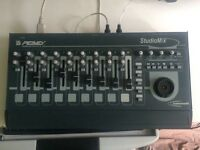 Peavey StudioMix MIDI Controller mixer with motorized faders