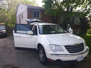 2007 chrysler pacifica touring 2wd
