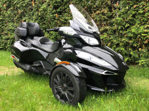 Can Am Spyder rts-sm6
