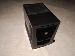 Silverstone SG09B mATX case