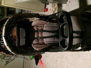Sit and stand double stroller Kitchener / Waterloo Kitchener Area image 3