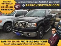 """F150 - TEXT """"AUTO LOAN"""" TO 519 567 3020"""