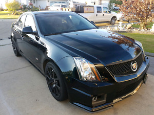 2010 Cadillac CTS-V Sedan. Clean, Must see