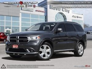 2015 Dodge Durango Limited  - Leather Seats -  Bluetooth