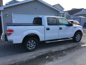 Ford F150 XTR SuperCrew 126,000 kms