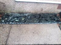 Free Black Marble Hearth