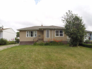 Centrally Located Main Floor Bungalow