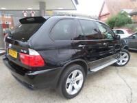 BMW X5 4.4i V8 Sport Automatic PETROL AUTOMATIC 2004/54