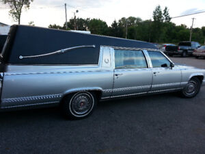 1992 Cadillac Hearse For Sale Or Trade