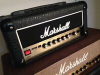 Marshall JVM 50th Anniversary FULL LAMPES (ECHANGES)