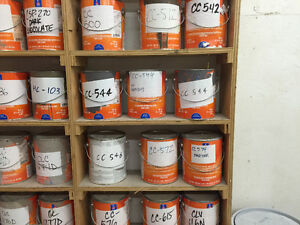 Tons of Leftover paint for sale! Frequently updated.