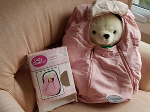 Cozy cover lite - pink
