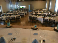 Hall for Rent Ideal for Weddings, Bridal Showers, Parties