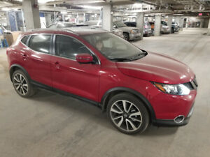2018 Nissan Qashqai awd sl like brand new 1400kms.